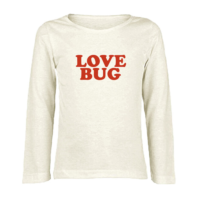 Love Bug Long Sleeve T-Shirt, Red