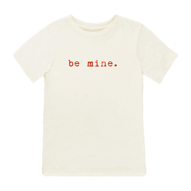 Be Mine Short Sleeve T-Shirt, Red