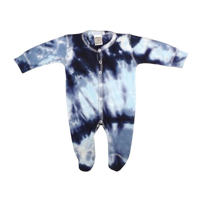 Tie Dye Footie, Ocean