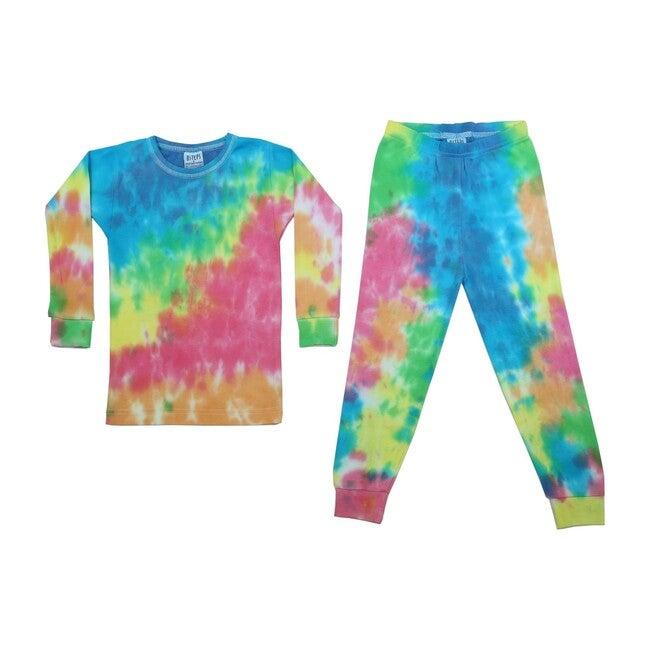 Tie Dye Pajamas, Zoe