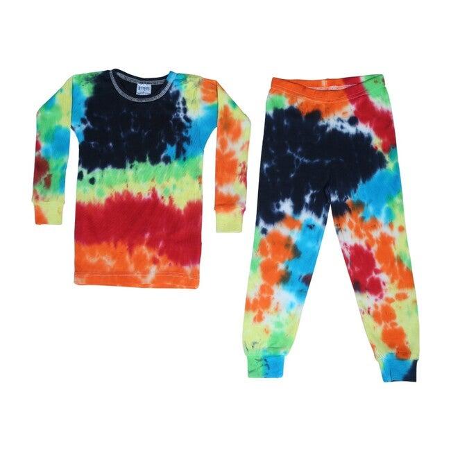 Tie Dye Pajamas, Primary