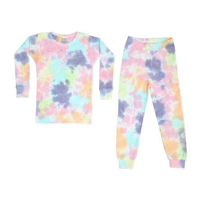 Tie Dye Thermal Pajamas, Izzy