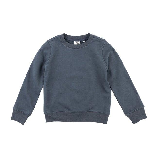 Institute Sweatshirt, Obsidian