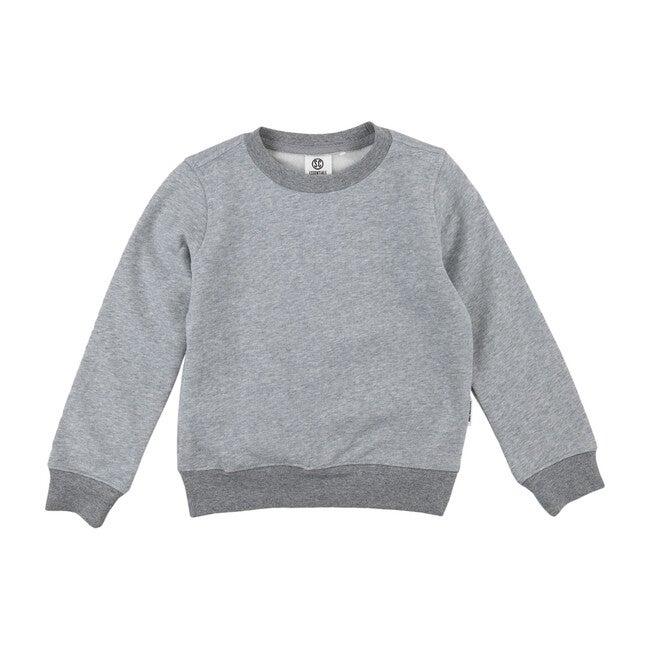 Institute Sweatshirt, Heather Grey