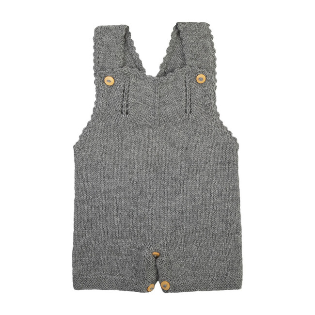 Dungarees, Gray
