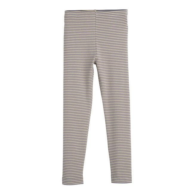 Reese Striped Legging, Stone Stripe