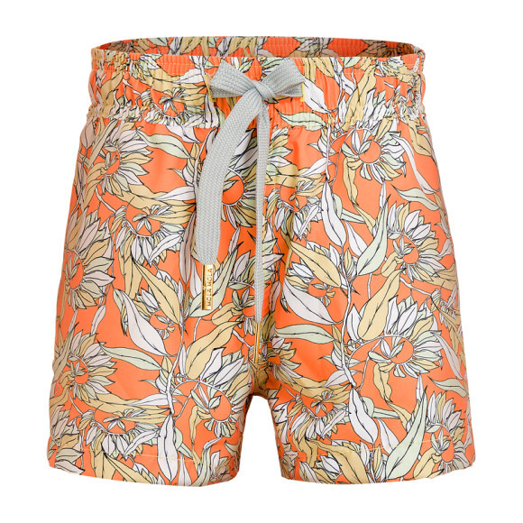 Swim Trunks, Le Fleurs Mint & Orange