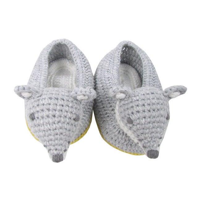 Crochet Wolf Booties - Booties - 1