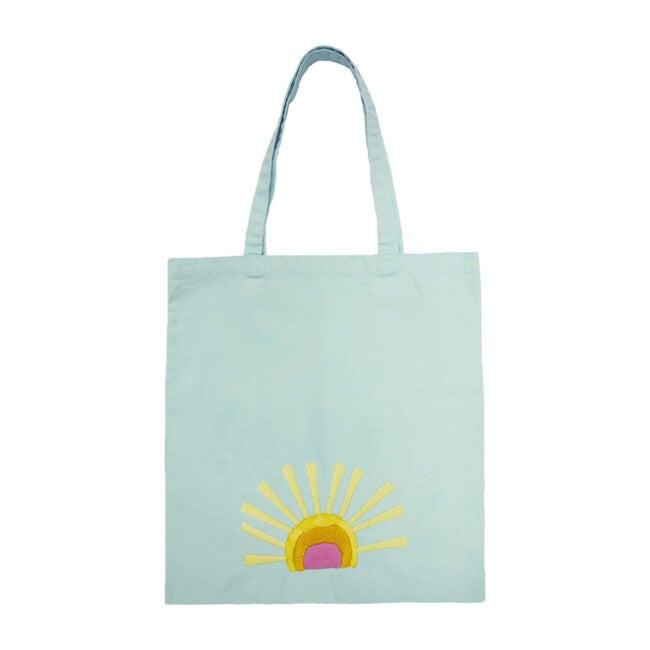 Sunshine Tote, Seafoam