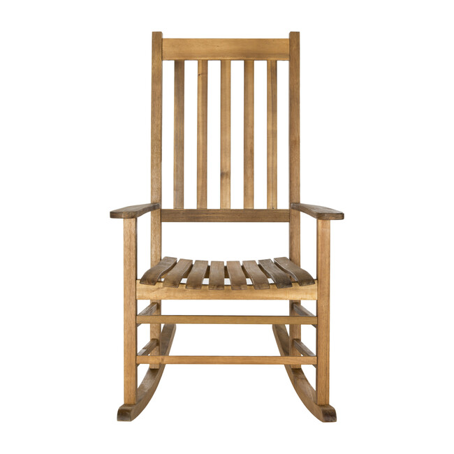 Shasta Rocking Chair, Natural Acacia