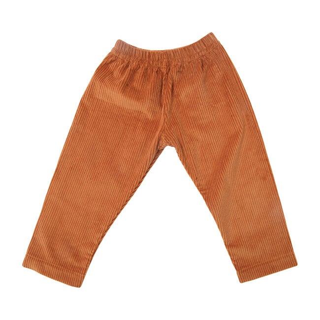 Pelayo Pants, Rust Corduroy