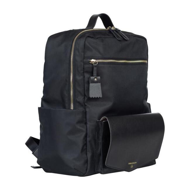 Peek-A-Boo Backpack, Black