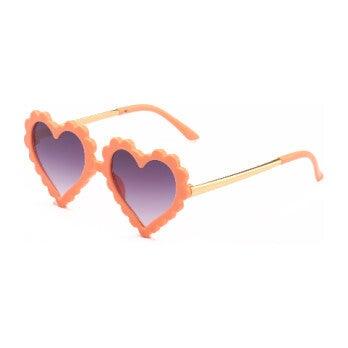 Heartbreaker Sunglasses, Peach