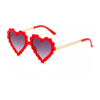 Heartbreaker Sunglasses, Red