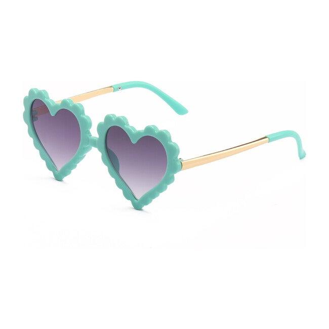 Heartbreaker Sunglasses, Green