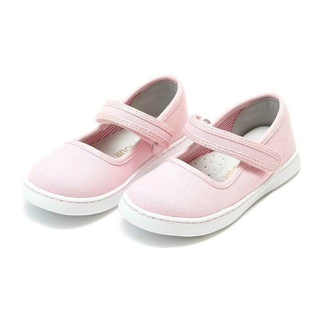 Jenna Canvas Mary Jane, Pink