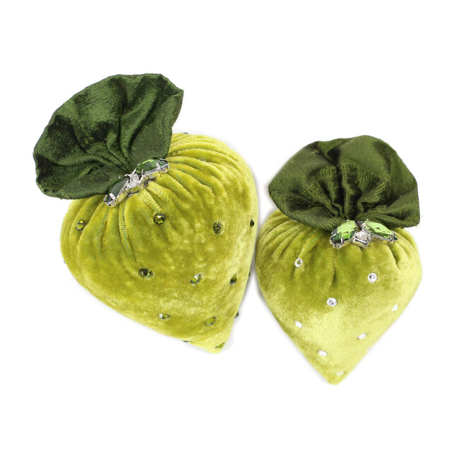 Strawberry Pair, Chartreuse
