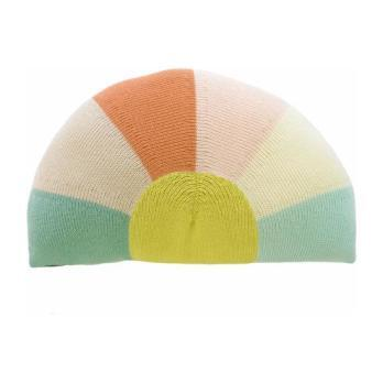 Sunrise Pillow, Rainbow