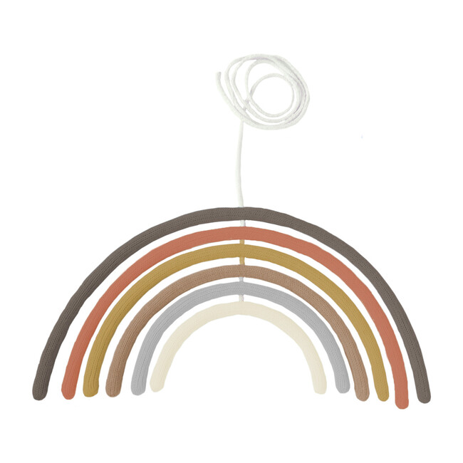 Rainbow Mobile/Wall Hanging, Adobe