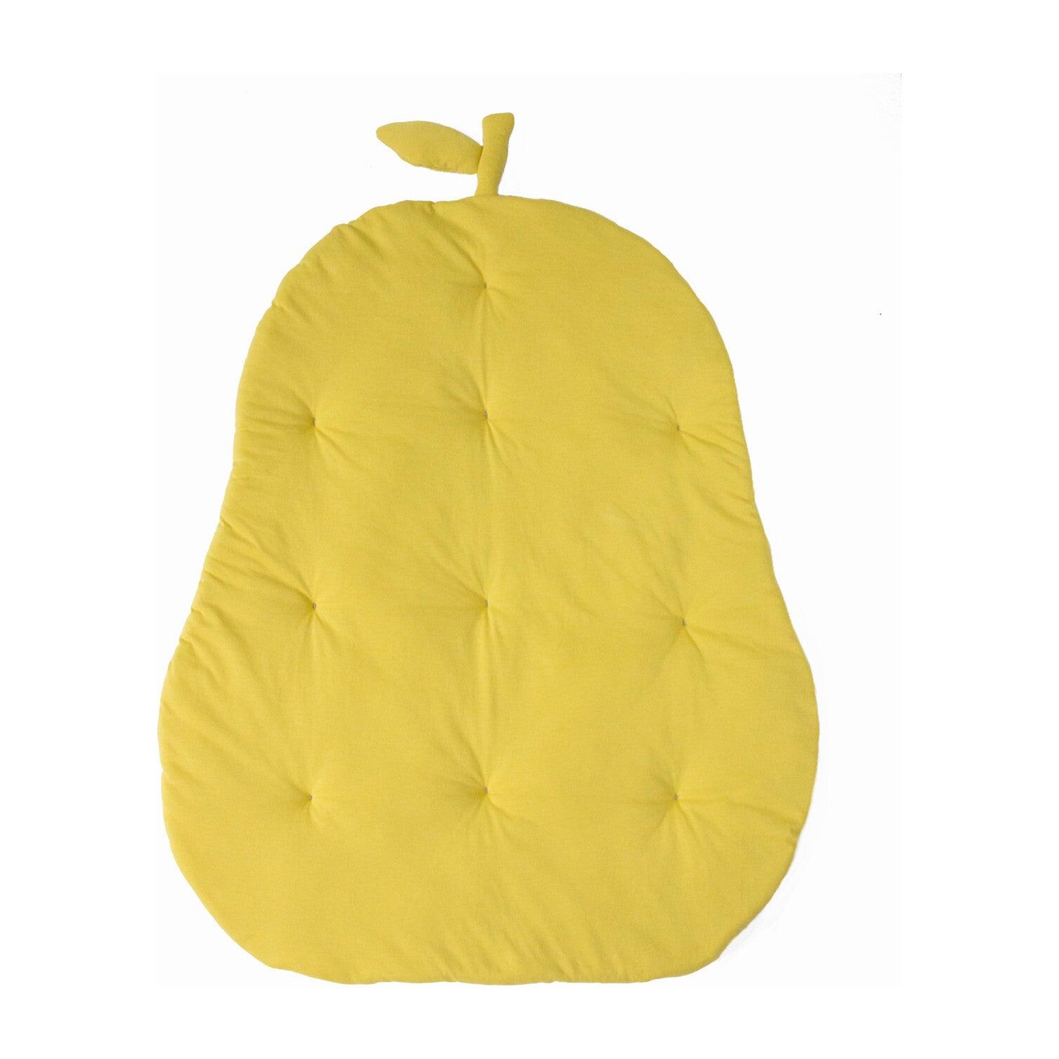Pear Playmat, Citron