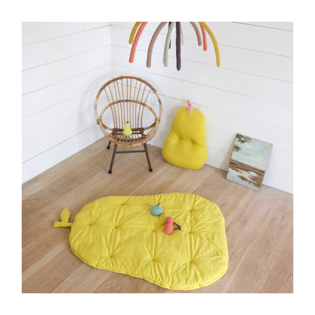 Pear Playmat, Citron