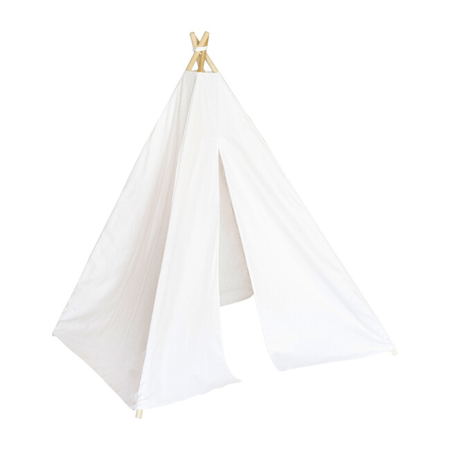 Taylor Play Tent, Solid White