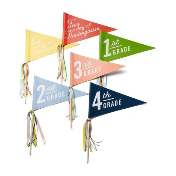 First Day of School Banner Bundle! - Paper Goods - 1