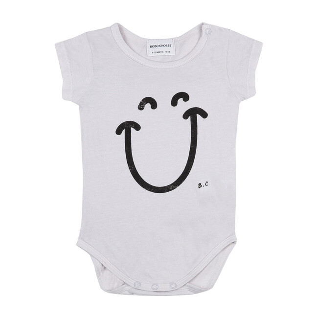 Big Smile Onesie