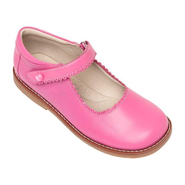 Toddler Mary Jane, Flamingo Pink