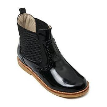 Bootie, Patent Black