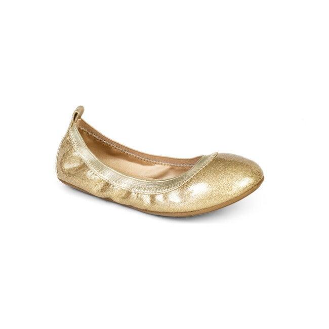 Miss Samara, Champagne Patent Glitter