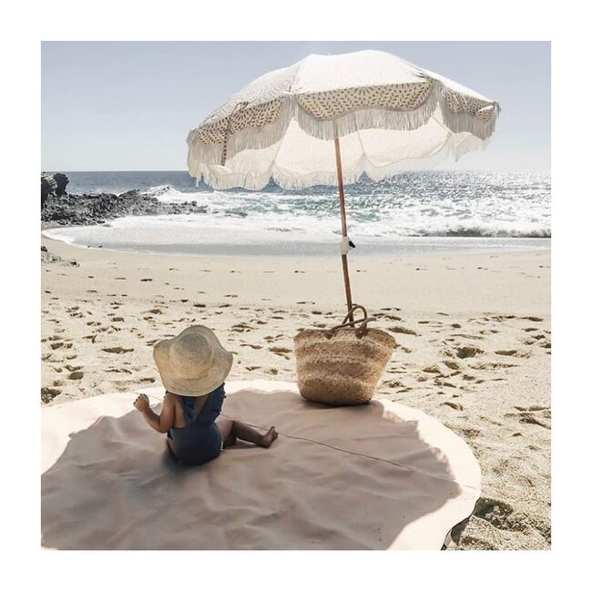 Holiday Lightweight Beach Umbrella, Eyelet
