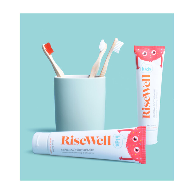 Toothpaste  Toothbrush Bundle for You + Your mini