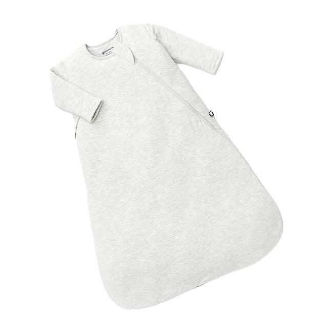 Sleep Bag Long Sleeve Premium Duvet (2.6 TOG), Heather Grey