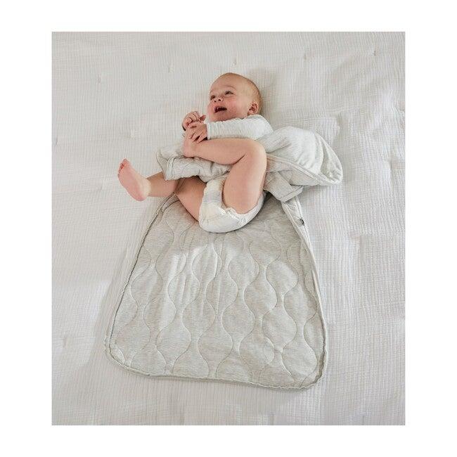 Sleep Bag Premium Duvet (1 TOG), Heather Grey