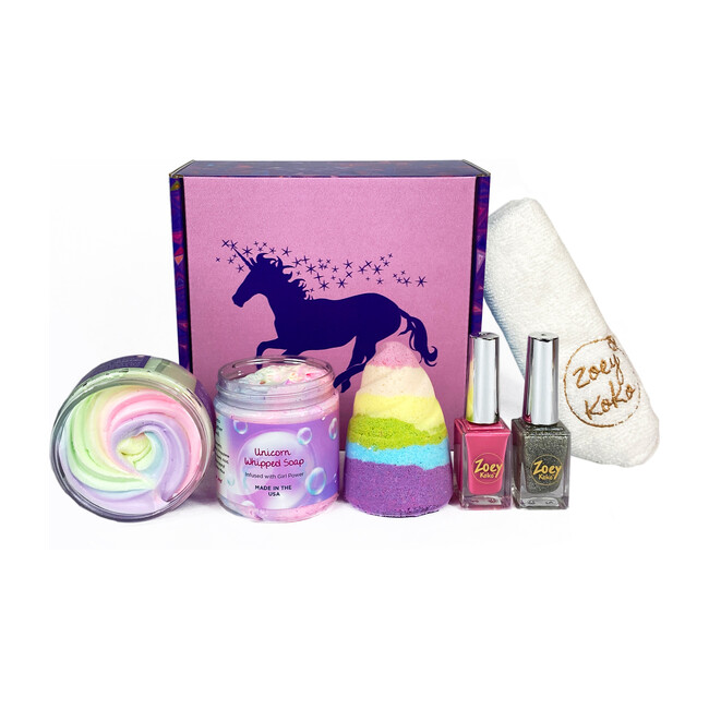 Unicorn Kisses Gift Set