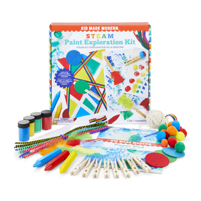 STEAM Paint Exploration Kit