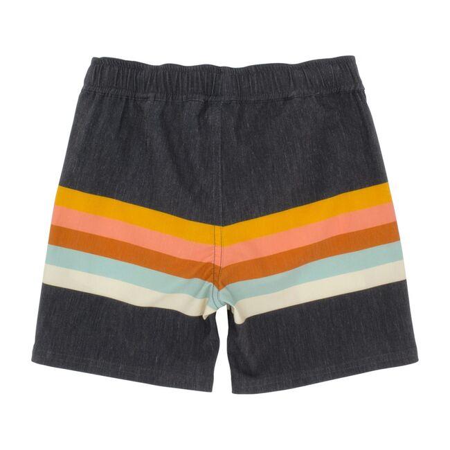 Vintage Stripe Boardshort