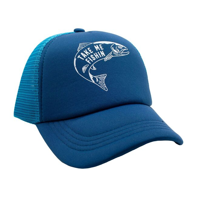 Take Me Fishin' Trucker Hat