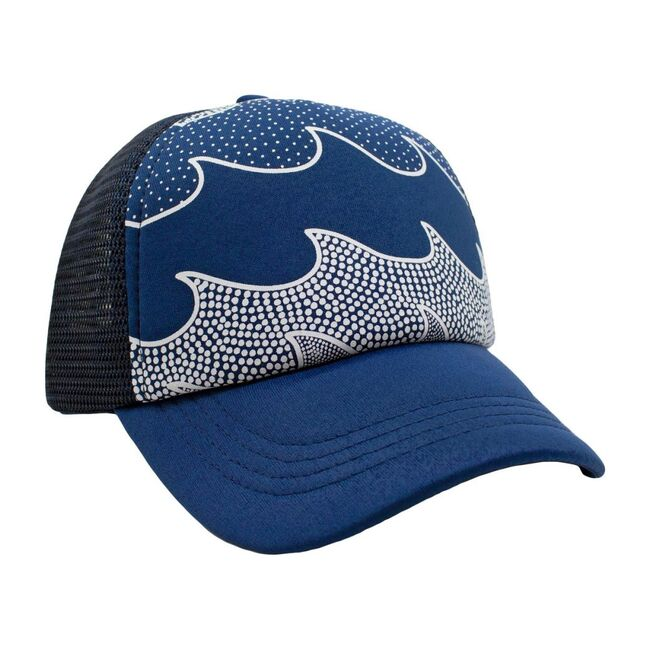 Cosmic Waves Trucker Hat
