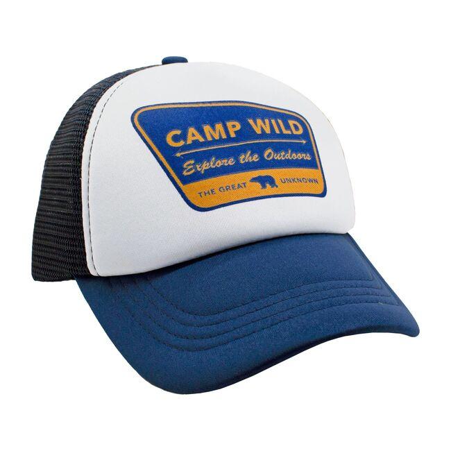 Camp Wild Boys Trucker Hat