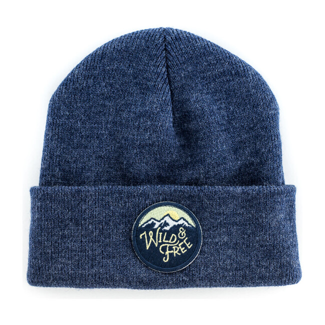 Wild and Free Youth/Adult Beanie