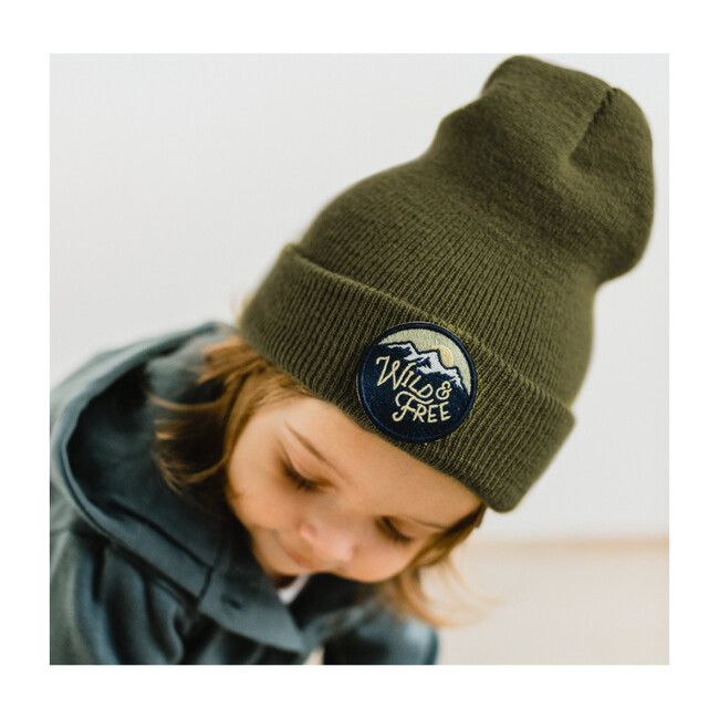 Wild and Free Infant/Toddler Beanie