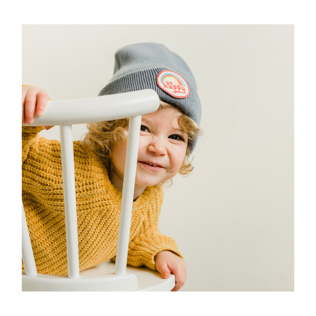 Be Happy Infant/Toddler Beanie