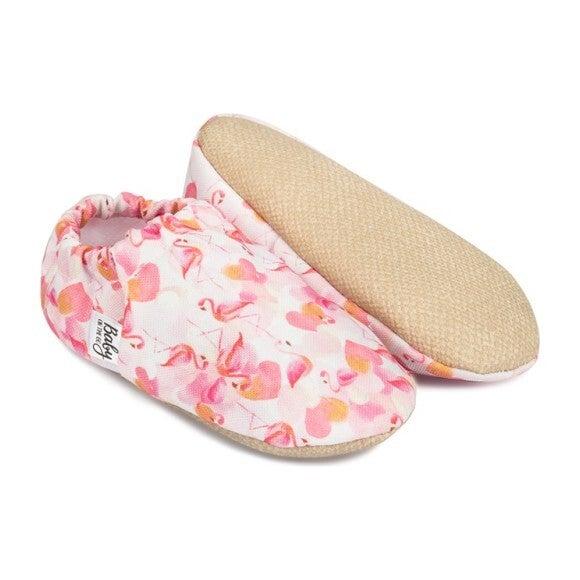 First Steps Slip-On, Flamingo