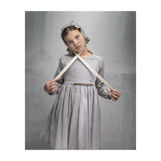 Laika Dress, Grey