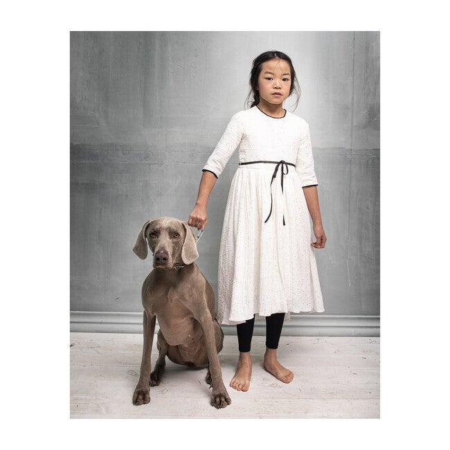 Neubulosa Dress, White