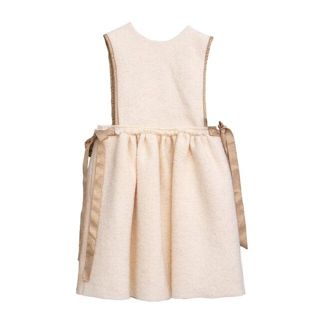 Hermes Dress, Ecru