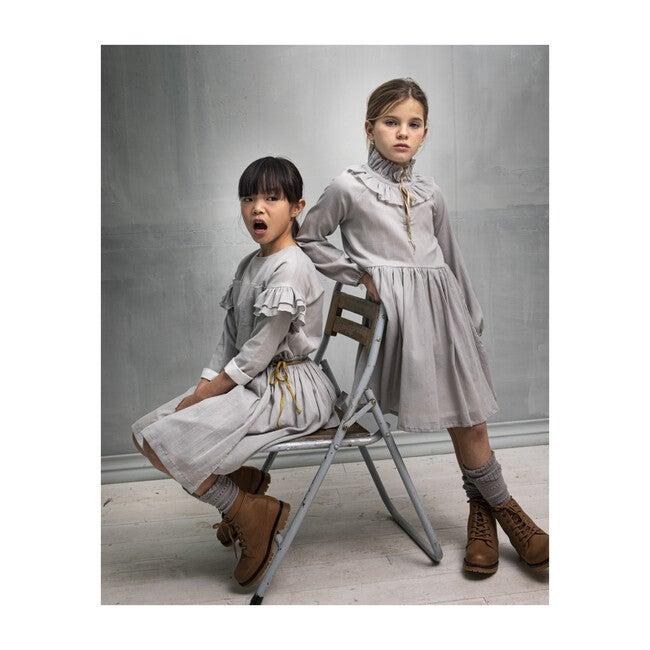 Constela Skirt, Grey