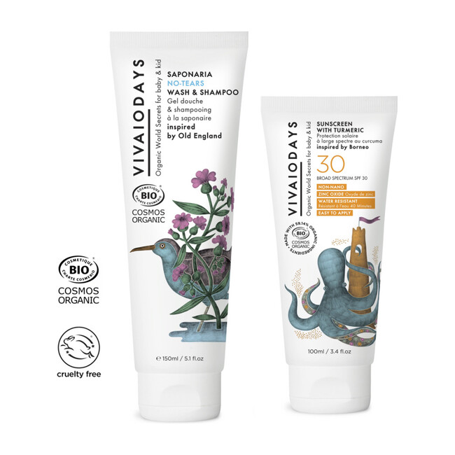 Vivaiodays Summer Care Duo